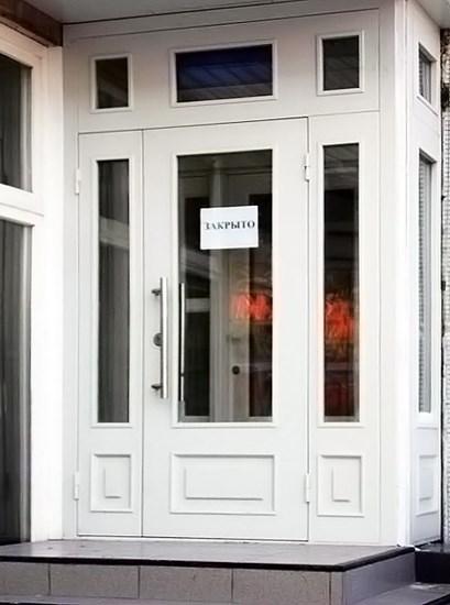 входные двери в магазин купить