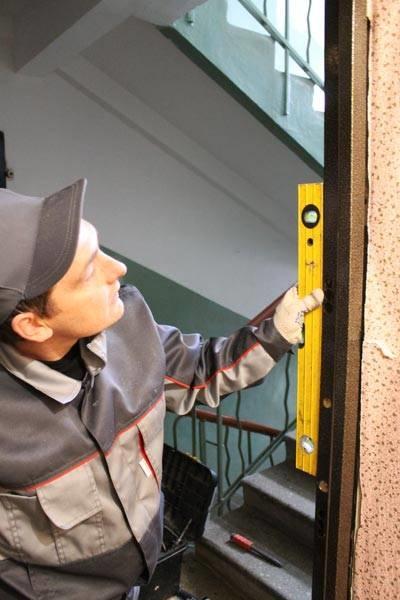 срочный заказ металлической двери изготовление и установка