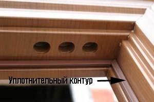 Купить уплотнитель для входной металлической двери