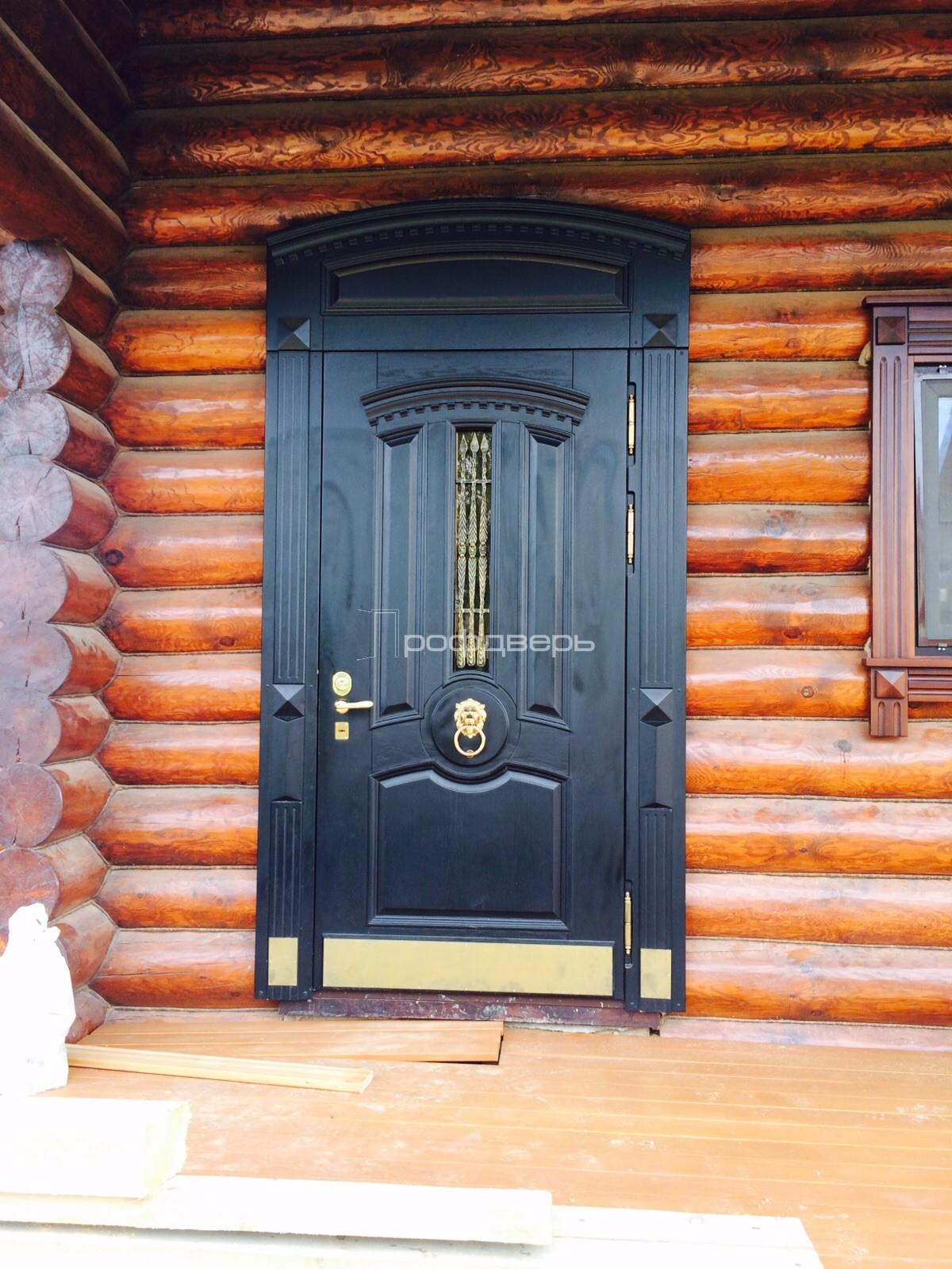 парадные железные двери для частных домов