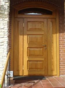 купить двери входные из сосны у производителя