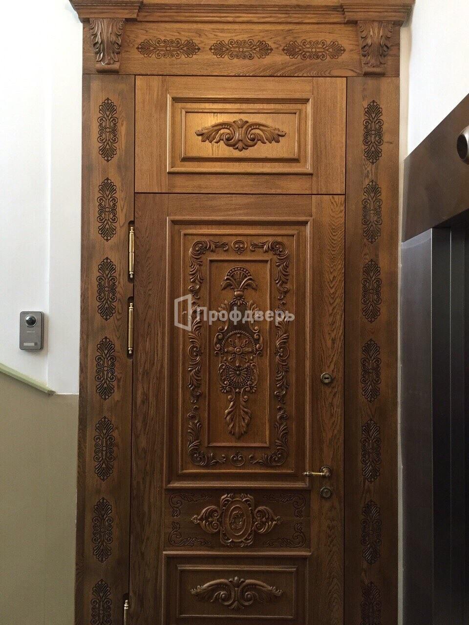 элитные металлические двери подольск
