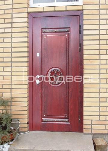 наружные железные двери истра