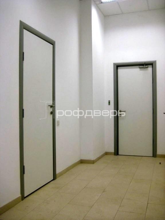 офисная металлические двери