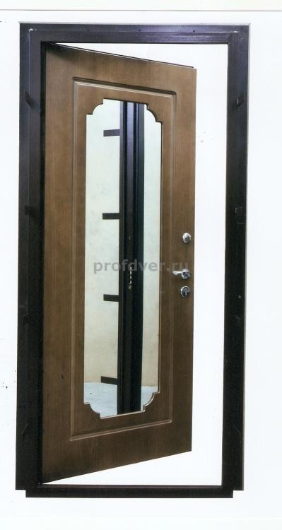 купить дверь входную с зеркалом в люберцах