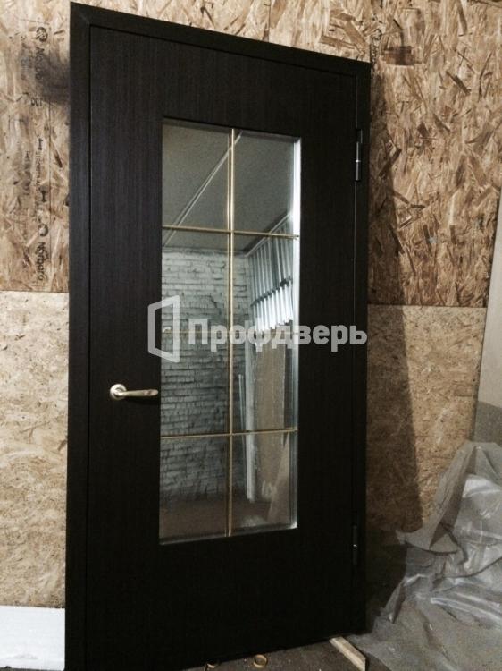 металлические двери со стеклом для офиса