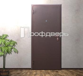 недорогие металлические двери порошкового напыления с элементами ковки в москве