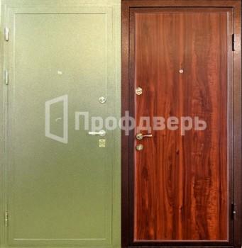 дешевые металлические двери с порошковы