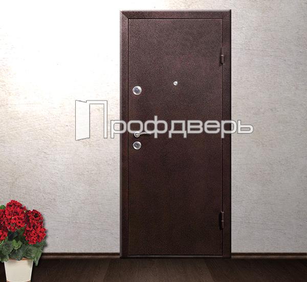 металлическая дверь в тамбур порошковая окраска цена