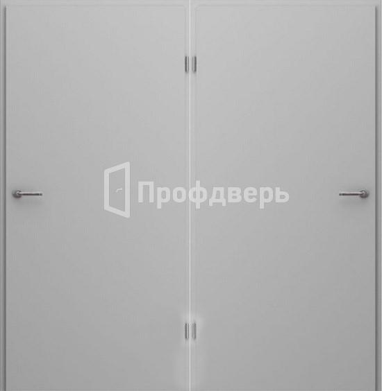 технические двери с двух сторон стальной лист