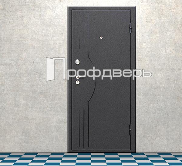 железные порошковые двери для квартиры