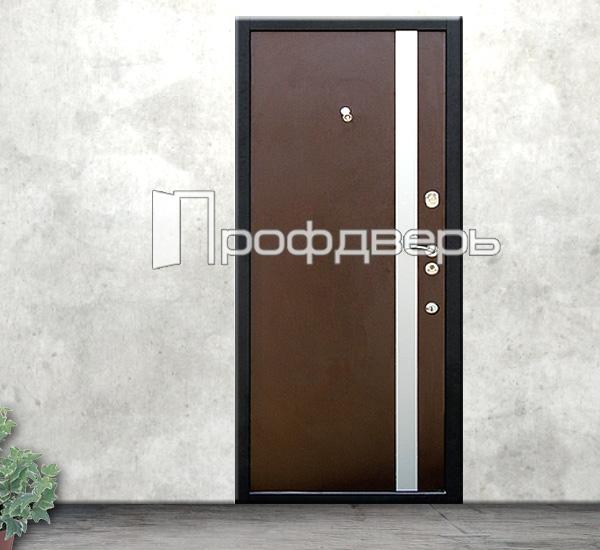 купить строительную металлическую дверь