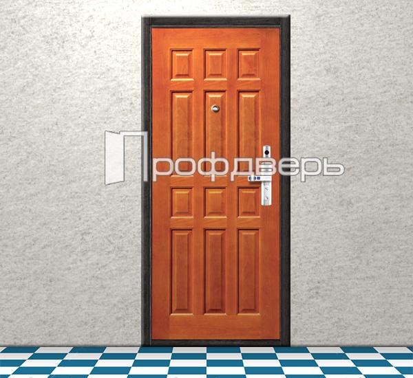 квартирня стальная дверь