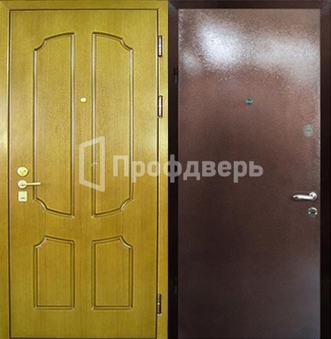 железная дверь 2000х800
