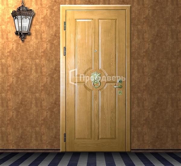 парадная дверь стальная