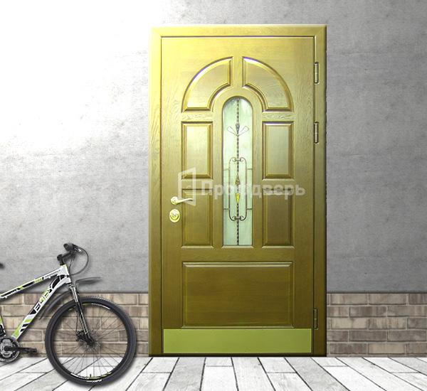 входные двери для парадного подъезда