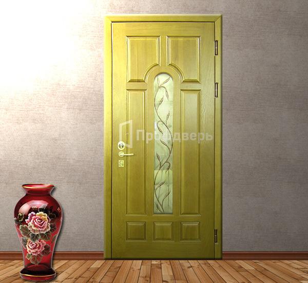 входная дверь ударопрочное стекло