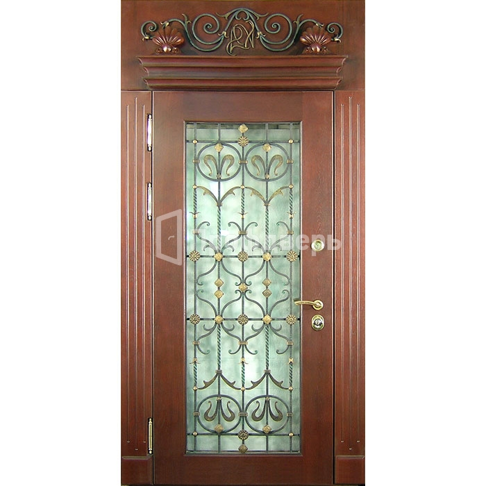 двери железные для парадных