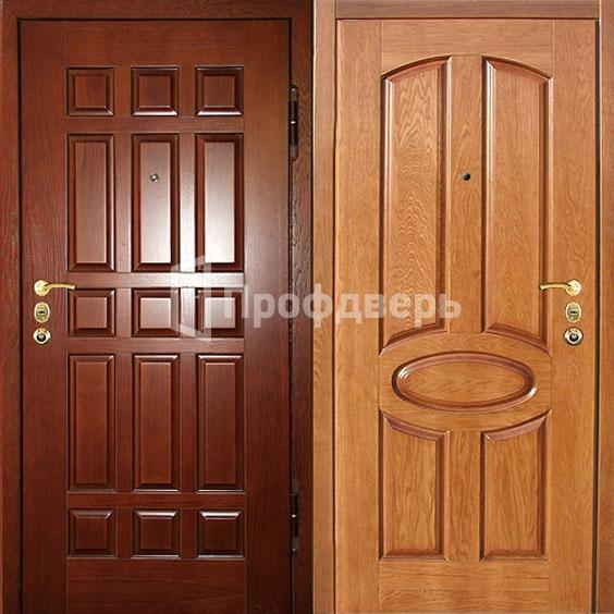 элитные стальные двери под заказ