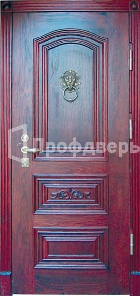элитные металлические двери из масива