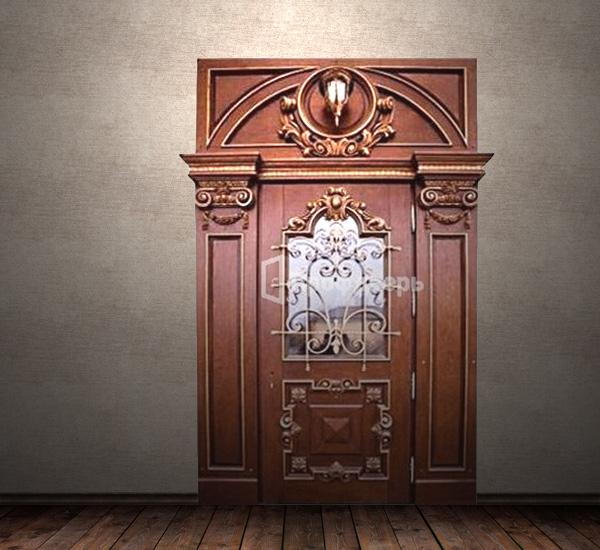 элитные входные двери для загородного дома в москве
