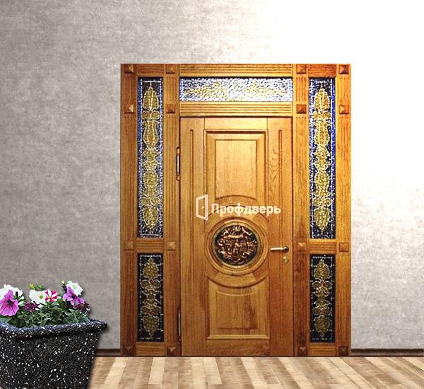 эксклюзивная металлическая входная дверь