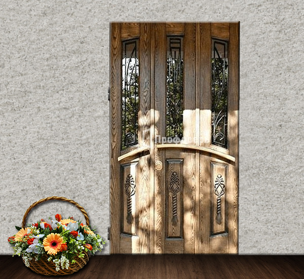 элитная стальные входная дверь для квартиры