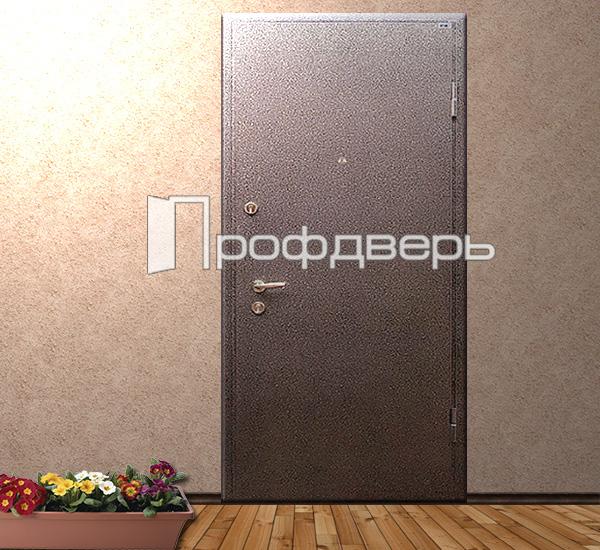 гарантия на металлические двери с порошковым покрытием