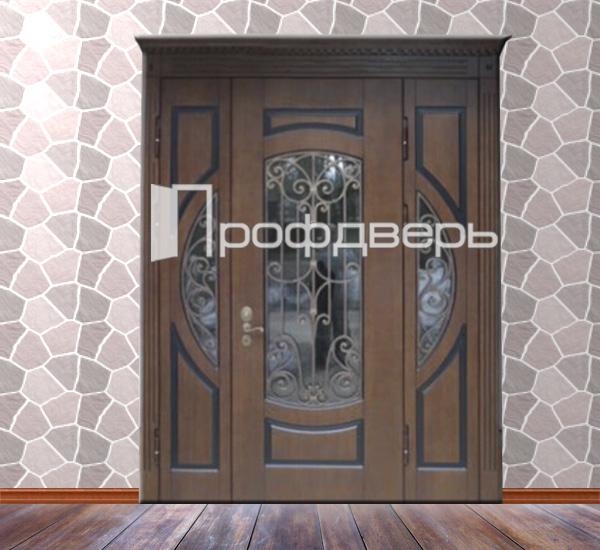 железные двери в ивантеевки