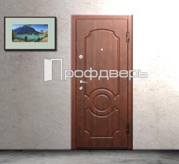 квартирные металлические двери эконом класса