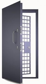 бронированные металлические двери усиленные