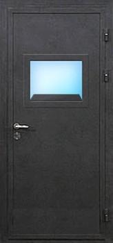 железная дверь в кассу