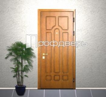 входные двери для загородного дома с отделкой мдф