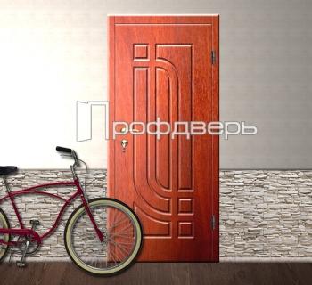дачные железные двери