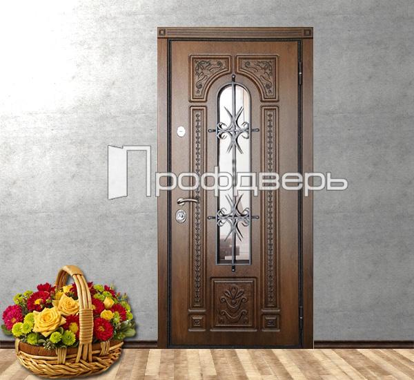 стальные двери без наружн