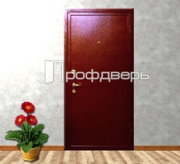 металлическая наружная дверь для складов