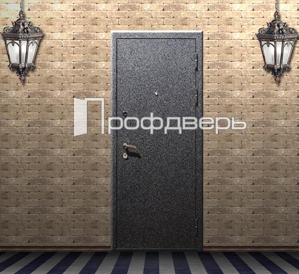 сколько стоит металлическая звукоизоляционная дверь