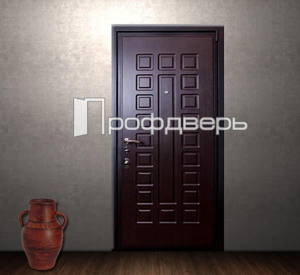 двери стальные шпонированые москва
