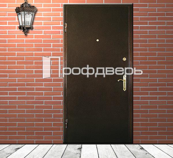 купить стальную дверь с порошковым покрытием в москве