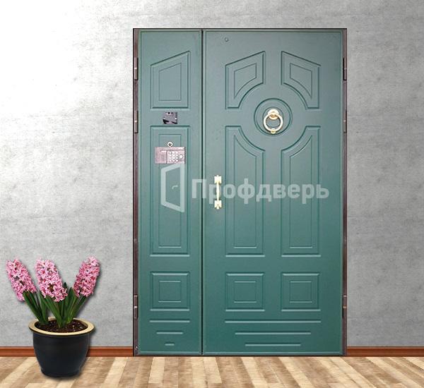 металлическая дверь для тамбура москва